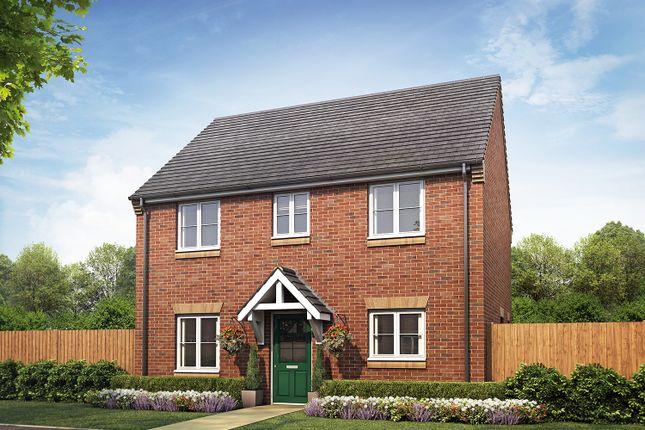 Thumbnail Detached house for sale in Barleythorpe Road, Oakham, Rutland
