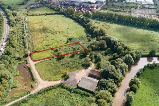 Thumbnail Land for sale in Plot 6, Severnside Farm, Gloucester, Gloucestershire