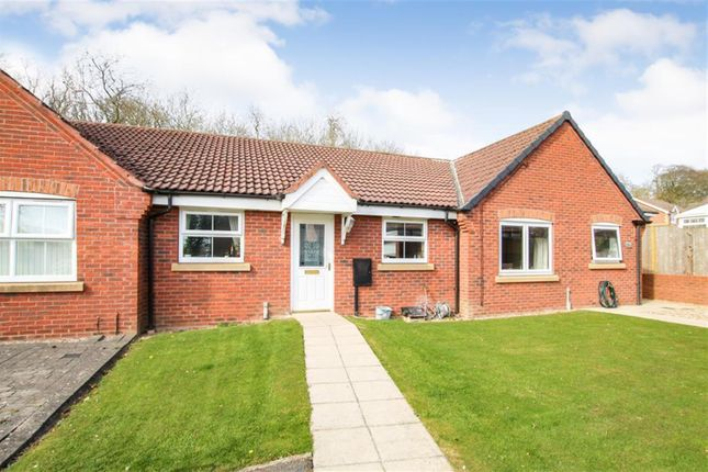 Thumbnail Bungalow for sale in Willowdale Close, Bridlington