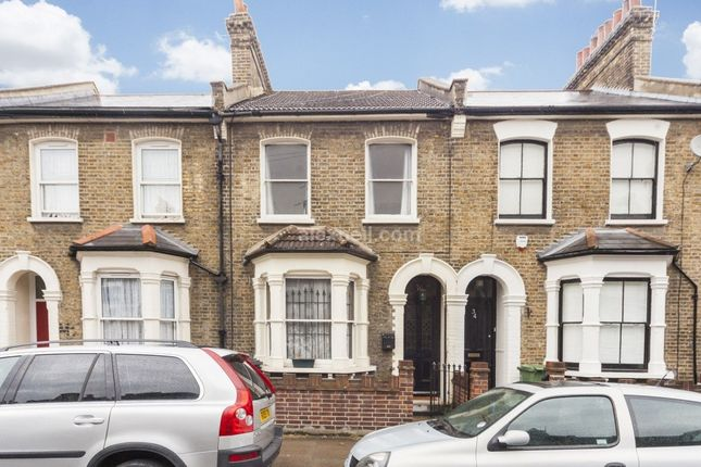 Thumbnail Terraced house to rent in Alloa Road, London