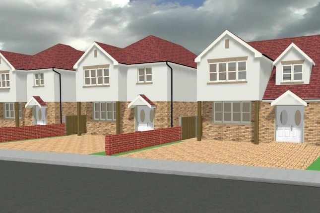 Detached house for sale in Plot 1, 3 The Spinneys, Hockley