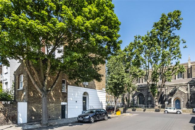 Thumbnail Flat for sale in Cloudesley Square, London