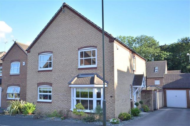 Thumbnail Detached house for sale in Brendan Gardens, Darley Abbey, Derby