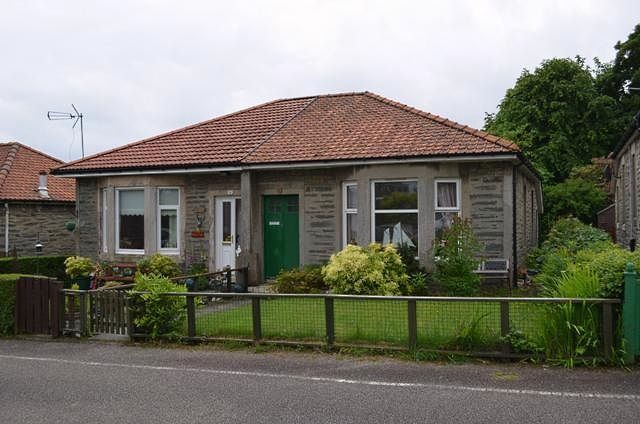 Thumbnail Bungalow for sale in Erichtbank Drive, Kirn, Dunoon