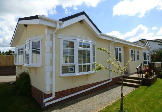 Thumbnail Detached House For Sale In Country Choice Caravan Park Stratford Bridge Ripple