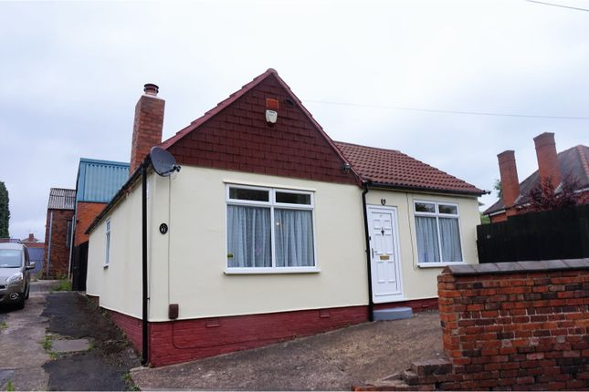 Thumbnail Detached bungalow for sale in Quarry Road, Dudley