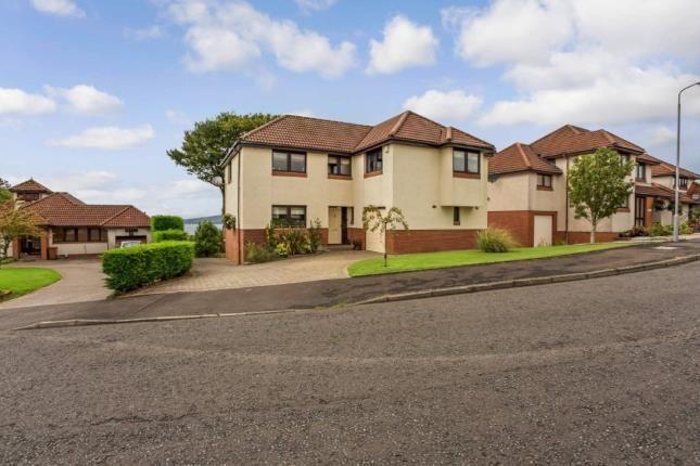 Thumbnail Detached house for sale in Paddockdyke, Skelmorlie, North Ayrshire