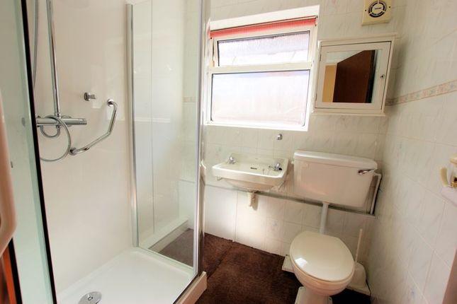 Shower Room of Meadowbank Road, Fareham PO15