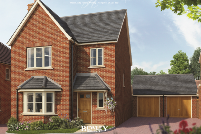 Thumbnail Detached house for sale in The Kintbury, Fleet Road, Hartley Wintney, Hampshire