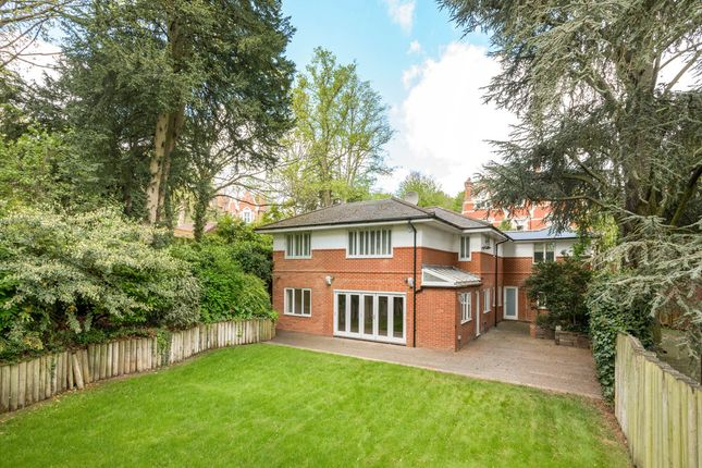 Thumbnail Detached house for sale in Kingston Vale, London