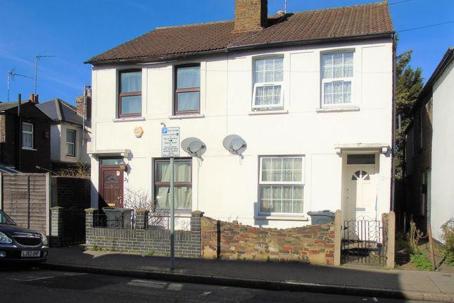 Thumbnail Semi-detached house for sale in Laud Street, Croydon, Surrey