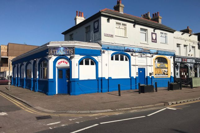 Thumbnail Restaurant/cafe to let in Eastern Esplanade, Southend-On-Sea