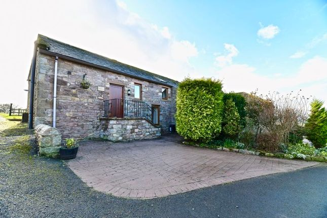Thumbnail Terraced house for sale in Low Barn Cottage, Tottergill Farm, Brampton