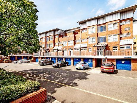 Thumbnail Flat for sale in Roseland Way, Edgbaston, Birmingham
