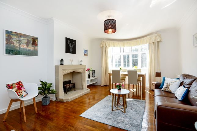 Thumbnail Flat to rent in The Downs, London