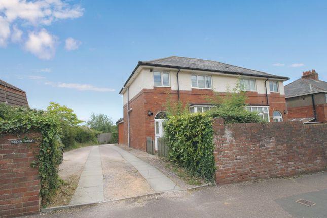 Thumbnail Maisonette to rent in Beacon Lane, Exeter