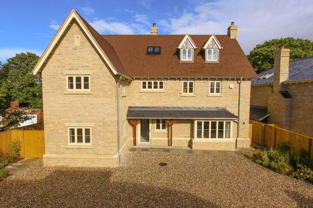 Thumbnail Detached house for sale in Elm Tree Walk, Shippon, Abingdon
