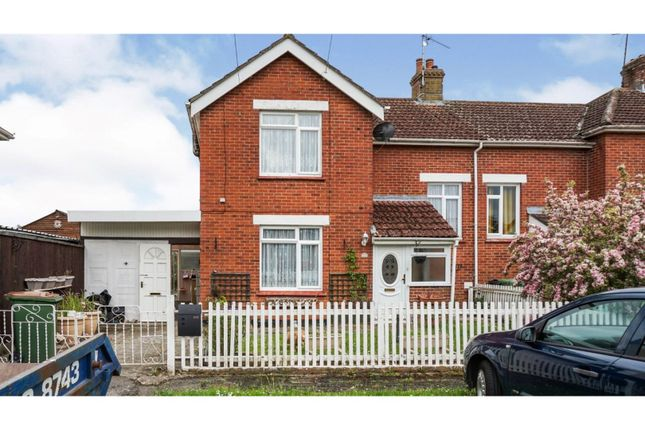 Thumbnail Semi-detached house for sale in Spencer Road, Eastleigh