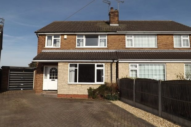 Thumbnail Property to rent in Rossmoor Close, Auckley, Doncaster