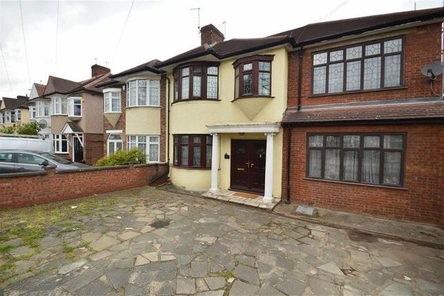 Thumbnail Semi-detached house for sale in Atherton Road, Clayhall, Essex