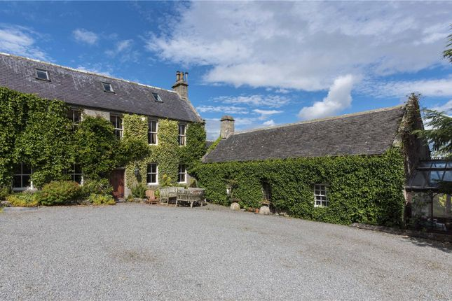 Thumbnail Detached house for sale in Mains Of Shiels, Sauchen, Inverurie, Aberdeenshire