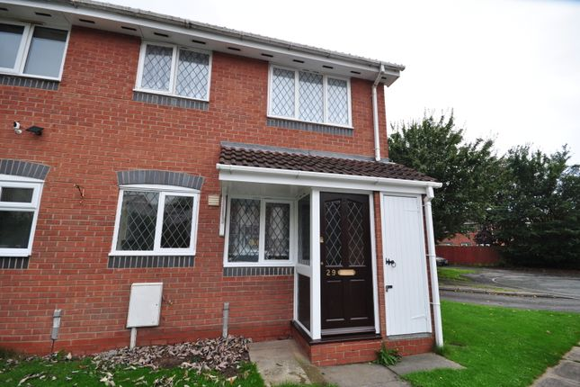 1 bed flat to rent in The Carousels, Burton-On-Trent DE14