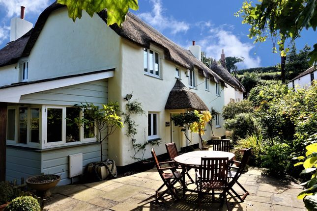 Thumbnail Detached house for sale in Holcombe Village, Holcombe, Dawlish
