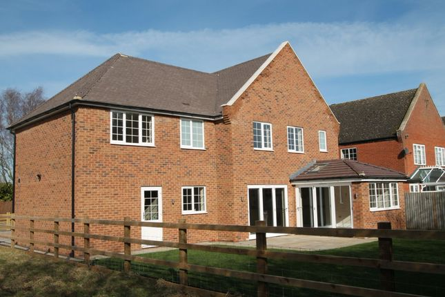 Thumbnail Detached house for sale in Grove Court, Bierton, Aylesbury