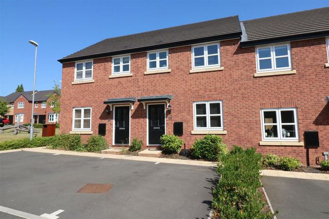 Terraced house for sale in Blackcurrant Grove, Higham Ferrers, Rushden