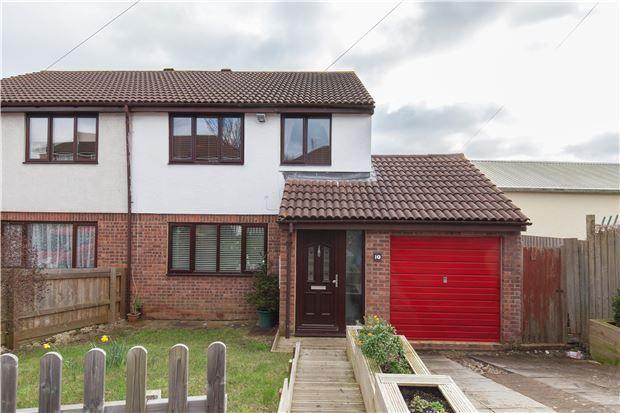 Thumbnail Semi-detached house for sale in Alveston Walk, Bristol