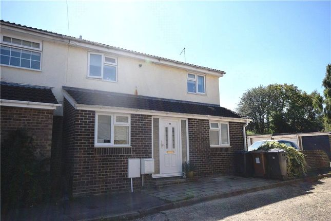 Thumbnail Semi-detached house to rent in Thornbera Gardens, Thorley, Bishop's Stortford