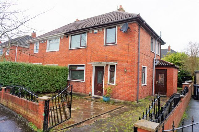 Thumbnail 4 bed semi-detached house for sale in Farmley Road, Newtownabbey