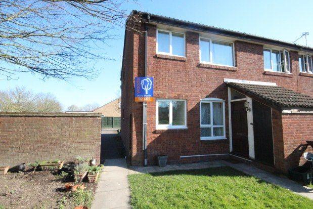 Thumbnail Flat to rent in Stonebridge, Clevedon