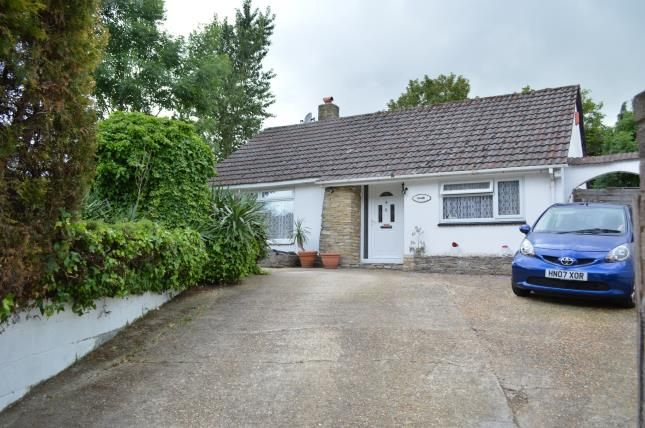 Thumbnail Bungalow for sale in Bearcross, Bournemouth, Dorset