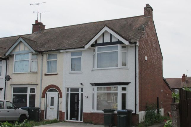 Thumbnail Property to rent in Anchorway Road, Coventry