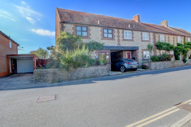 Thumbnail Semi-detached house for sale in Albion Road, Selsey, Chichester