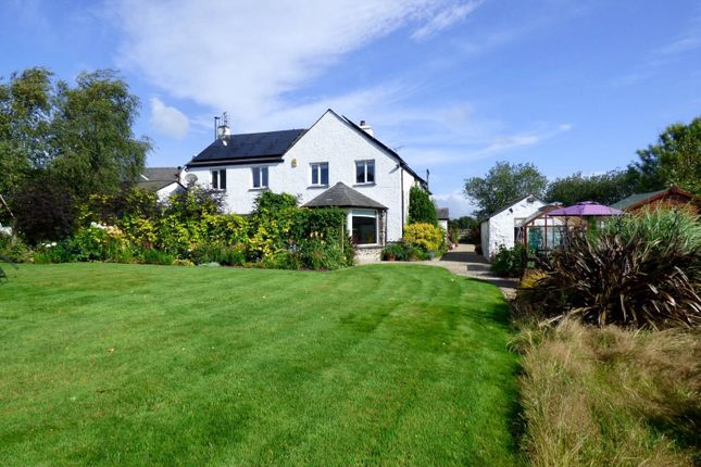 Detached house for sale in Little Urswick, Ulverston, Cumbria