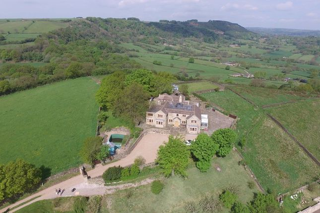 Thumbnail Detached house for sale in The Hay, Ashover, Derbyshire