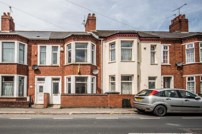 Thumbnail Terraced house to rent in Widdrington Road, Coventry