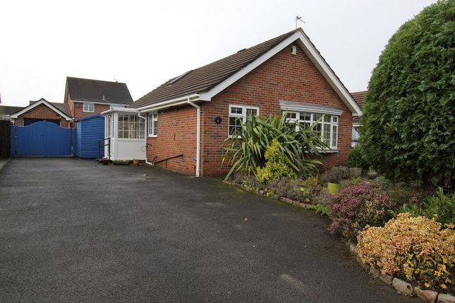2 bed detached bungalow for sale in Elmore Close, Holmes Chapel CW4