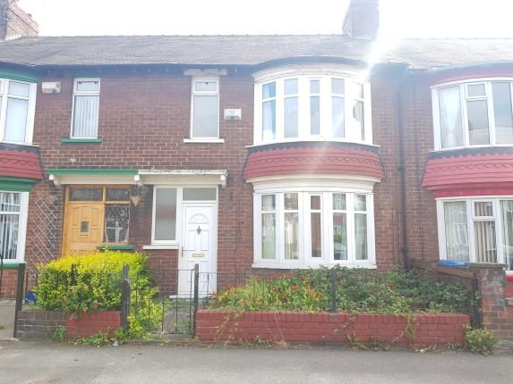 Thumbnail 3 bed terraced house for sale in Arncliffe Road, Middlesbrough