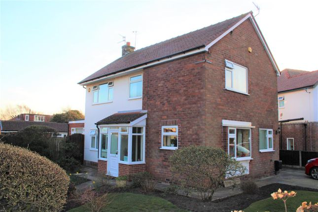 Thumbnail Detached house for sale in Carrs Crescent West, Formby, Liverpool