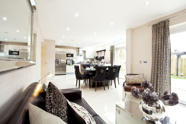 Thumbnail Detached house for sale in The Bramhall Crown Lane, Horwich, Bolton