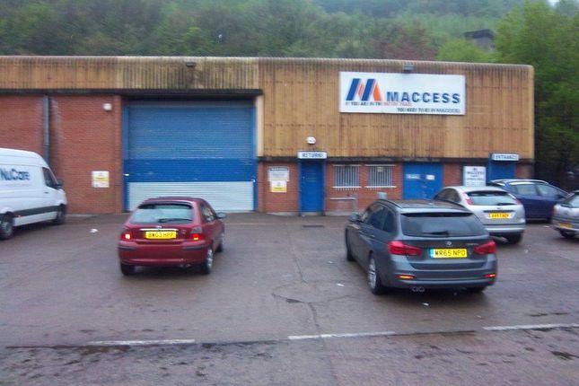 Thumbnail Industrial to let in Gwaelod Y Garth Industrial Estate, Junction 32, Cardiff