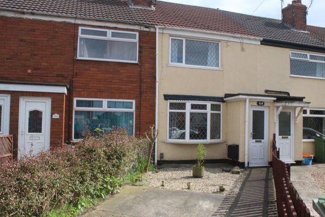 Thumbnail Terraced house for sale in Grove Crescent, Grimsby