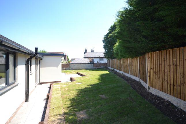 Garden View 3 of Llwyn Onn, Abergele LL22