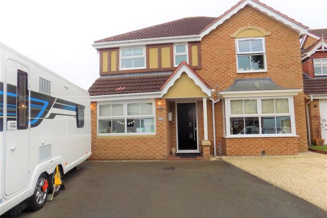 Thumbnail Detached house for sale in Brookfield Way, Heanor, Derbyshire
