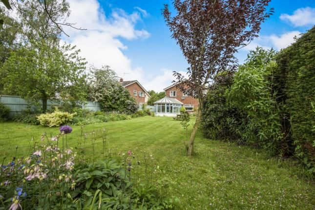 Thumbnail Detached house for sale in North Lopham, Diss, Norfolk