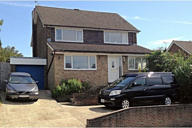 Thumbnail Detached house for sale in Combe End, Crowborough