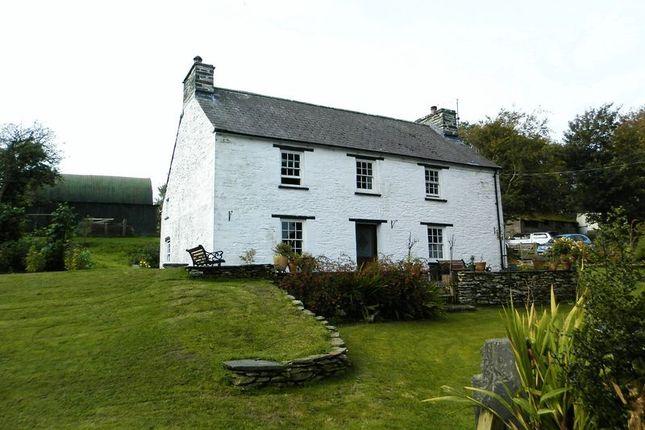 Thumbnail Detached house for sale in Llwyndrain, Llanfyrnach